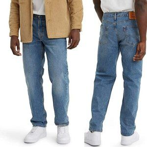 Levi's 550 Relaxed Fit 36 x 34 Medium Wash